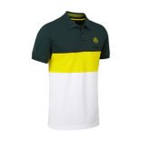 Polo homme Striped Lotus Cars