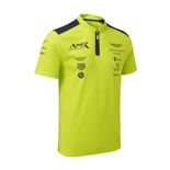 Polo homme Team couleur citron vert Aston Martin Racing