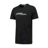 T-shirt homme noir Logo Sahara Force India F1 Team