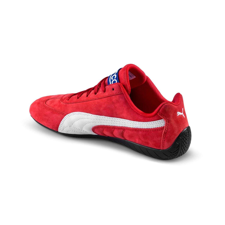 Chaussures Sparco PUMA Speedcat Rouge | Vêtements de course \ Des ...