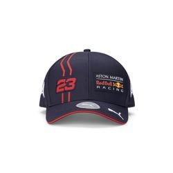 Casquette de baseball kids Alex Albon Aston Martin Red Bull Racing 2020