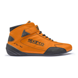 Chaussures Sparco CROSS RB-7+ oranges (approbation FIA)
