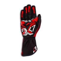 Gants de karting Sparco RUSH MY20 rouge