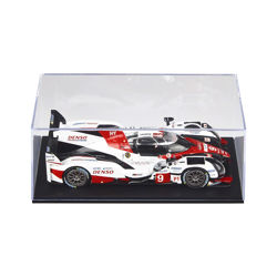 Modèle Race Car 1:38 No.9 TS050 Toyota Gazoo Racing