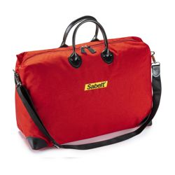 Sac Sabelt Weekend Rouge