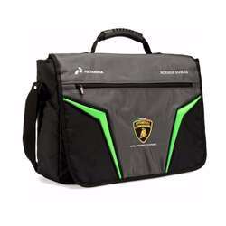 Sac Shoulder Bag Messenger SC black Lamborghini