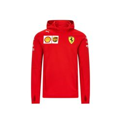 Sweat homme en toison Tech Team Ferrari F1 2020