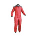 Ensemble enfant OMP KS-4 rouge (approbation CIK FIA)